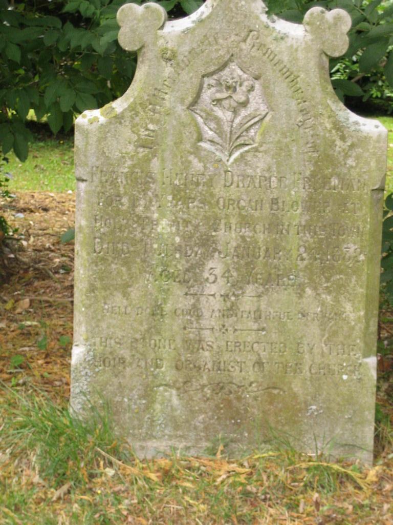 Francis Henry Draper Freeman