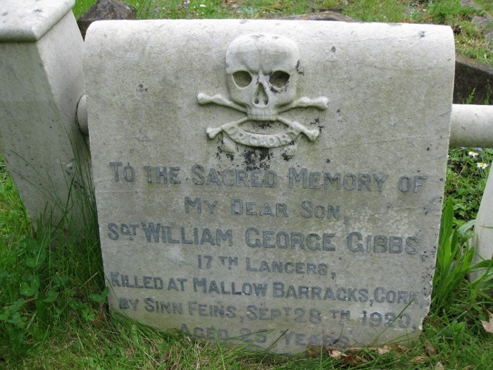 Sergeant William George Gibbs
