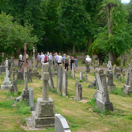 Foster Hill Road Cemetery Events