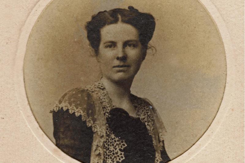 Ellen Oliver -  a Suffragette activist