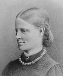 Ada Benson  - First Headmistress of Bedford High School