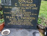 Pearl Thomson - Inspirational Teacher