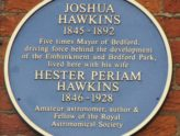 Joshua Hawkins - Politician, Magistrate and Five Times Mayor of Bedford