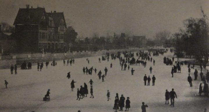 Albert Edgar Daniels - An Ice Fatality