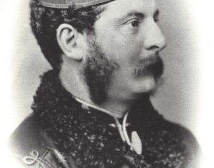 The Late Chief Constable of Bedfordshire - Major Ashton Cromwell Warner