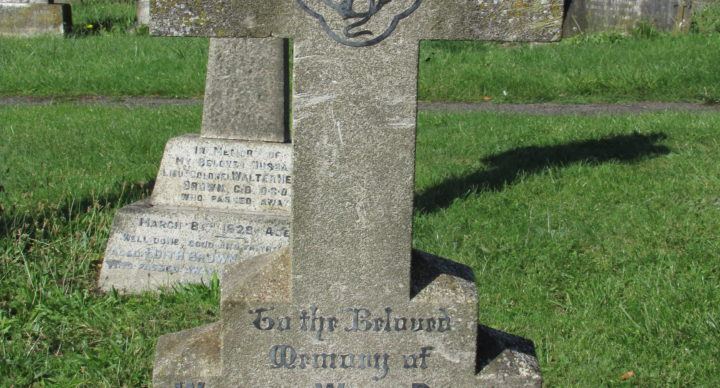 A SAD CASE OF DROWNING IN THE RIVER OUSE  Cecil Talbot Read